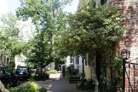 Walk Through Georgetown - June 14, 2012