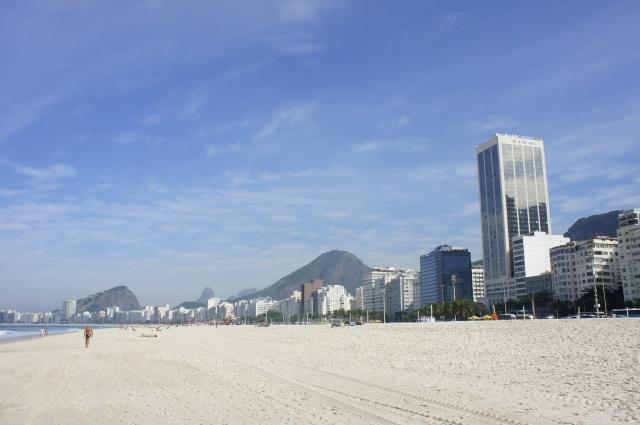 Rio - Brazil - Coppacabana - June 18
