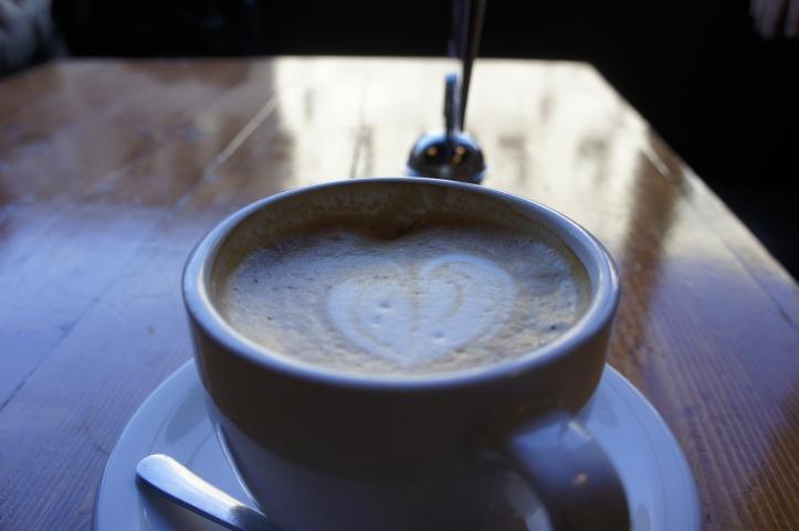Coffee at Camino