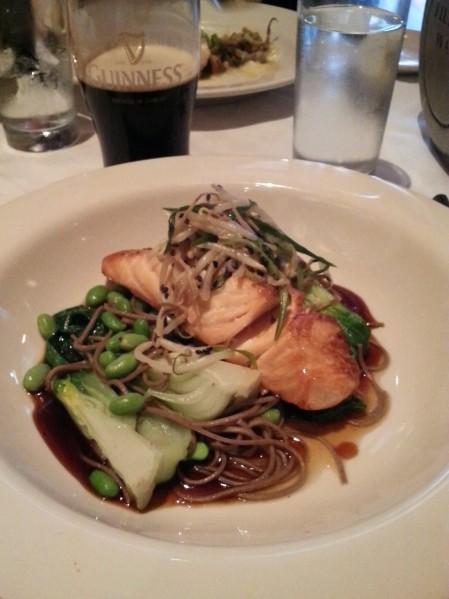 Wild Alaskan Sockeye Salmon- Clyde's Monthly Special! Georgetown.