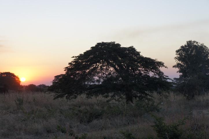 Sunset - Zambia