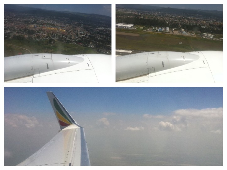 Leaving Addis