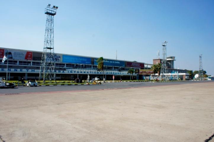 Lusaka Airport
