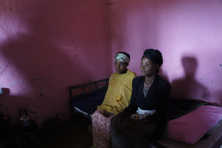 Guarang Women in Ethiopia's Southern Highliands