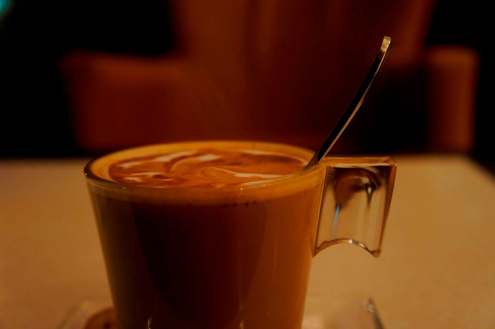 Macchiato at Radisson BLU Addis