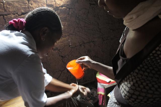 Frontline Health Worker in Hawassa, Ethiopia