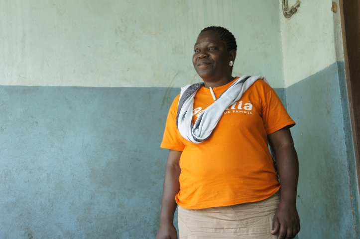 Lucy, a Family Planning Health Worker, Who Works for PSI's Familia Network