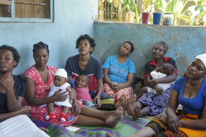 Mothers' Collective in Dar es Salaam, Tanzania