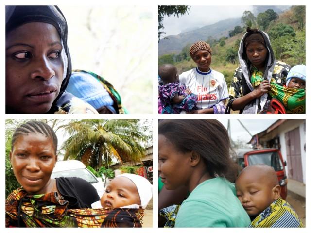 Babywearing in Africa