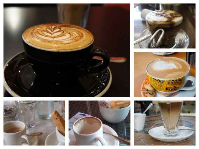 Coffe Collage 4