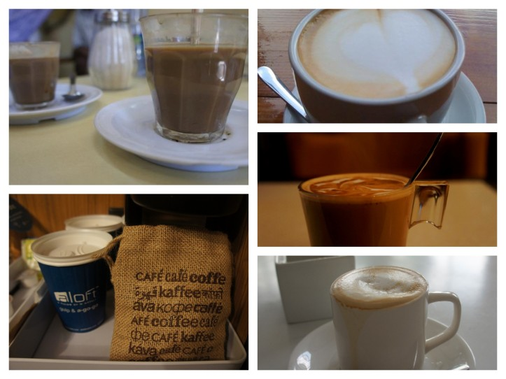 Coffee Collage 1