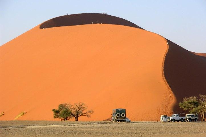 Namibia's Dunes