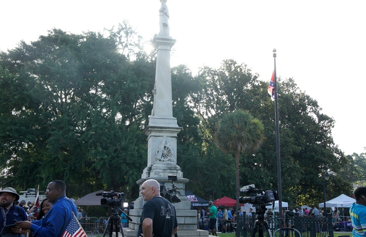Confederate Flag Removal - Friday, July 10