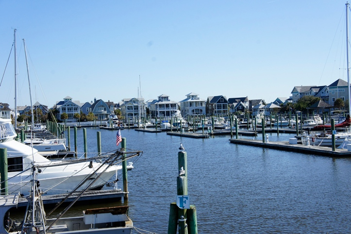 Bald Head Island Marina House Rental